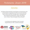 LANÇAMENTO DO PROGRAMA PARLAMENTO JOVEM 2019